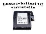 Litiumbatteri 12 V til Varmebelte